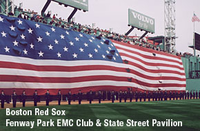 Boston Red Sox - Fenway Park EMC Club & State Street Pavilion