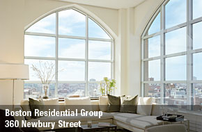 Boston Residential Group - 360 Newbury Street