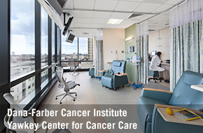 Dana-Farber Cancer Institute - Yawkey Center for Cancer Care