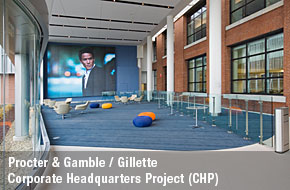 Procter & Gamble / Gillette - Corporate Headquarters Project (CHP)