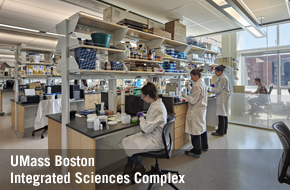University of Massachusetts Boston - Integrated Sciences Complex